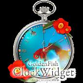 金魚の時計ウィジェット3