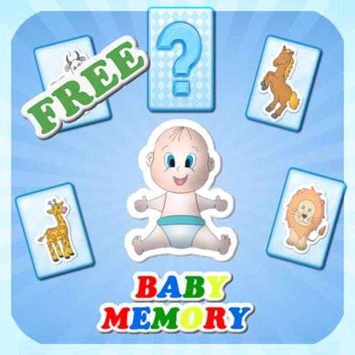 免费儿童记忆游戏 LOGO-APP點子