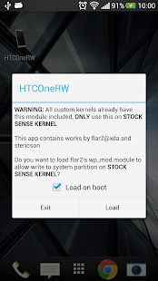 HTC One RW (abandonded) - screenshot thumbnail