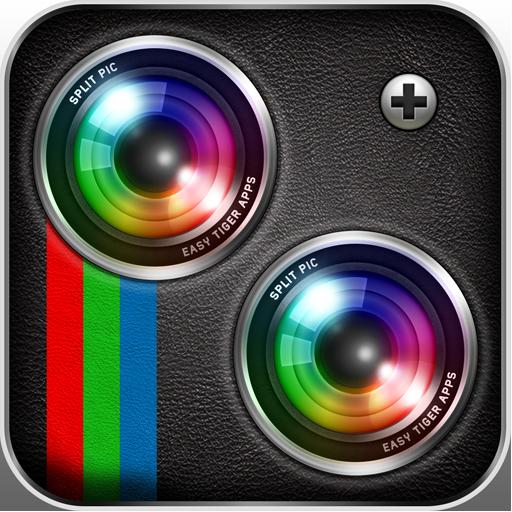 Split Pic 2.0 - 自分をクローン化 攝影 App LOGO-APP試玩
