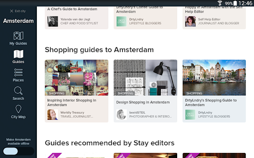 Stay.com City Travel Guides- screenshot thumbnail