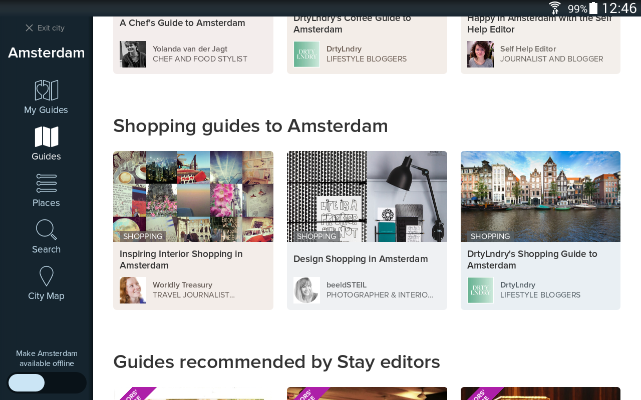 Stay.com City Travel Guides- screenshot