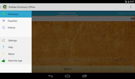 Sinhala Dictionary Offline Screenshot 34