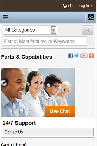 Aircraft Parts