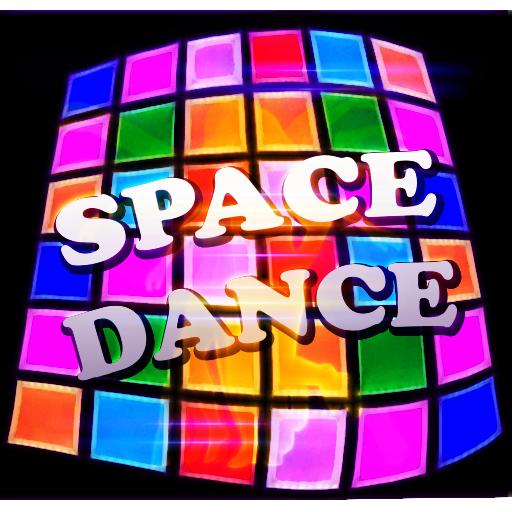 音樂App|スペースダンスクレイジー移動 LOGO-3C達人阿輝的APP