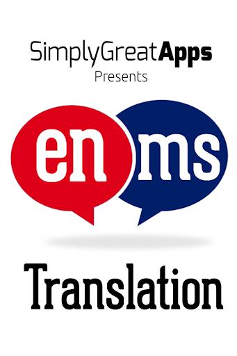 Malay English Translator