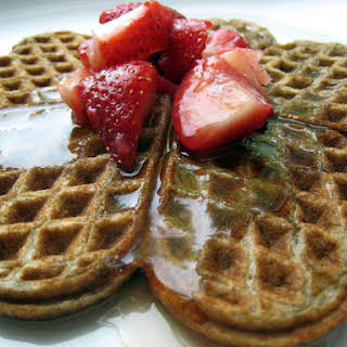 Buckwheat Waffles (And Pancakes).