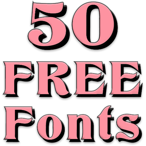 Fonts for FlipFont 50 12 LOGO-APP點子