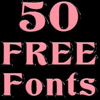 Fonts for FlipFont 50 #12 3.1.0