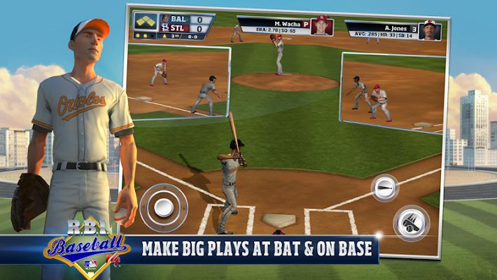 R.B.I. Baseball 14 - screenshot