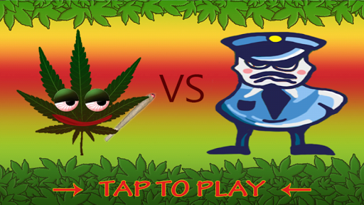 Weed vs Police