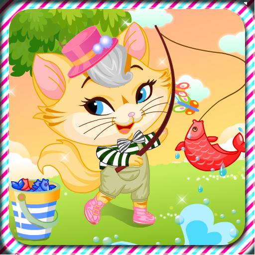 Dress Up Kitten 休閒 App LOGO-硬是要APP