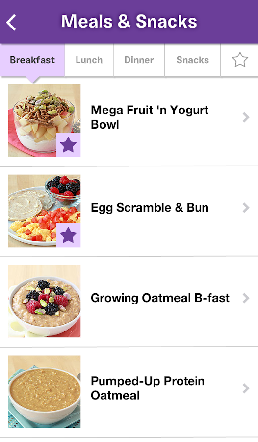 Hungry Girl Diet Bk. Companion- screenshot