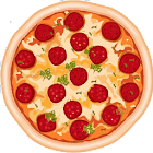 Cortador de pizza icon