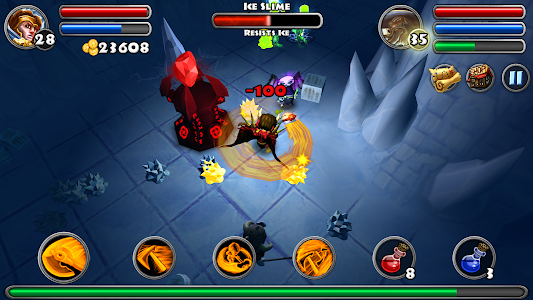 Dungeon Quest v1.5.0.3