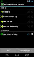 Screenshot of BN Pro ArialXL Legacy Text