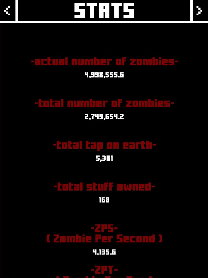 Zombie Clicker Idle Game- screenshot