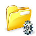 File Manager logo