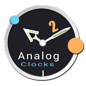 Analog Clock Skins Pack 2 1.0