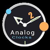 Analog Clock Skins Pack 2 1.0