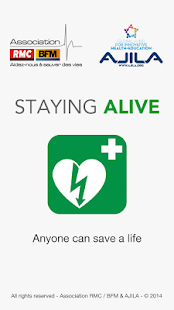 Staying Alive- screenshot thumbnail