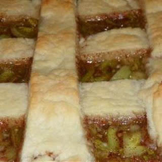 Green Tomato Pie II