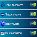 Caller Name Announcer Talker icon
