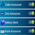 Caller Name Announcer Talker icon