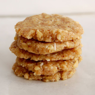 No-Bake Walnut Cookies (Grain-Free & Gluten-Free).