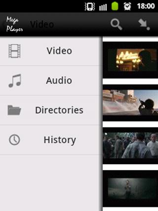 【免費媒體與影片App】Mega Player Pro-APP點子