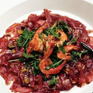 Seafood Carpaccio Recipes.