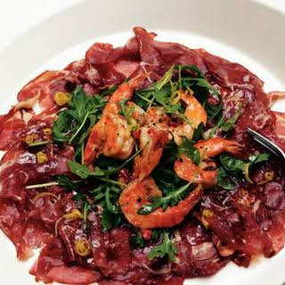 Seafood Carpaccio Recipes.