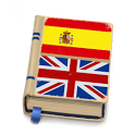 English-Spanish dictionary icon