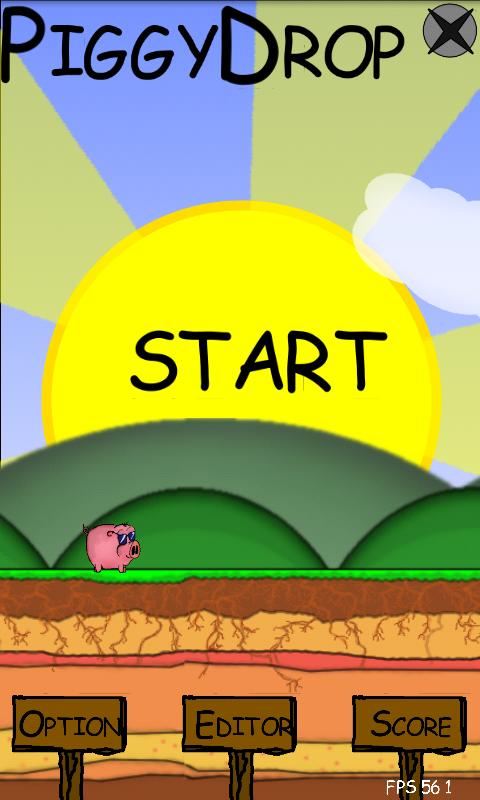 Piggy Drop - screenshot
