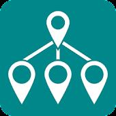 Routing Maps gps navigation