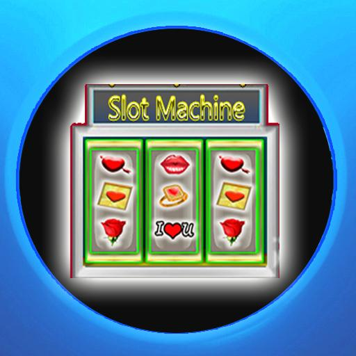 Romantic Slot Machine LOGO-APP點子