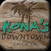 Konas Restaurant Chico CA