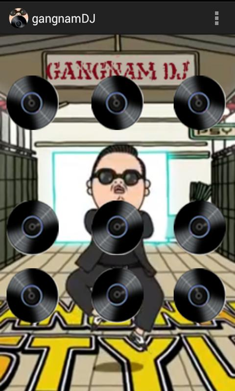 Gangnam DJ - screenshot