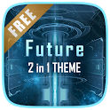 Future 3D Launcher & Locker icon