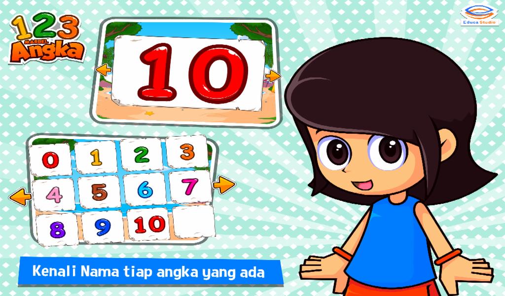 Marbel Belajar Angka- screenshot