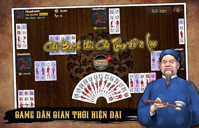 Chắn Sân Đình – Chan Pro APK Download – Free Card GAME for Android 1