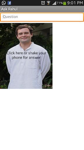 Ask Rahul