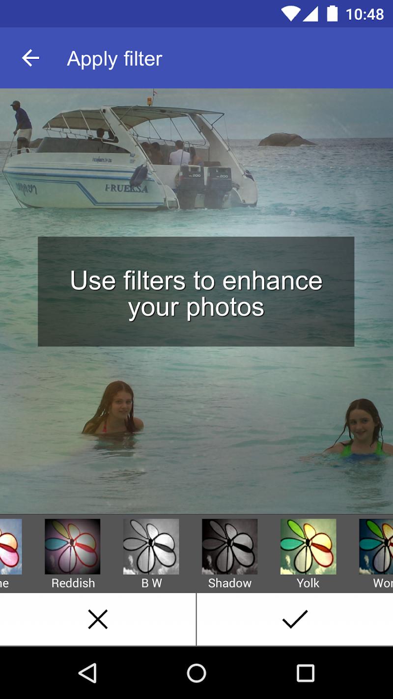 Scoompa Video - Slideshow Maker and Video Editor Screenshot 4