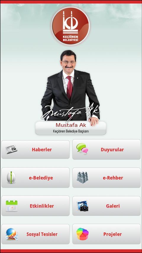 Mobil Keçiören- screenshot