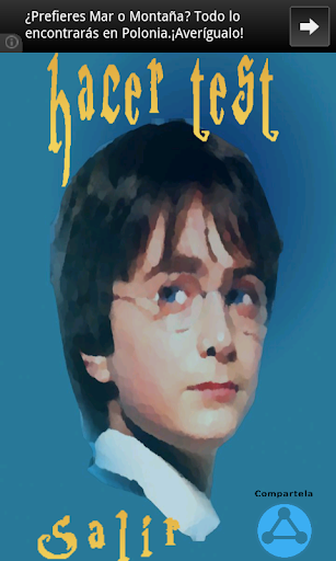 ¿Cuanto sabes de Harry Pot. 1