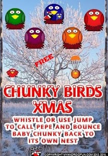 CHUNKY BIRDS XMAS - screenshot thumbnail