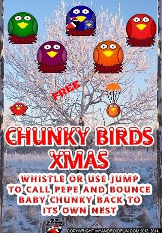 CHUNKY BIRDS XMAS - screenshot