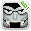 Vampire Night GO Getjar Theme icon