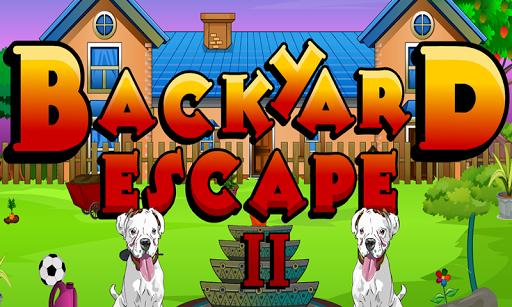 369-Backyard Escape 2