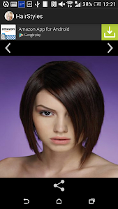 Trendy Hairstyles screenshot 3
